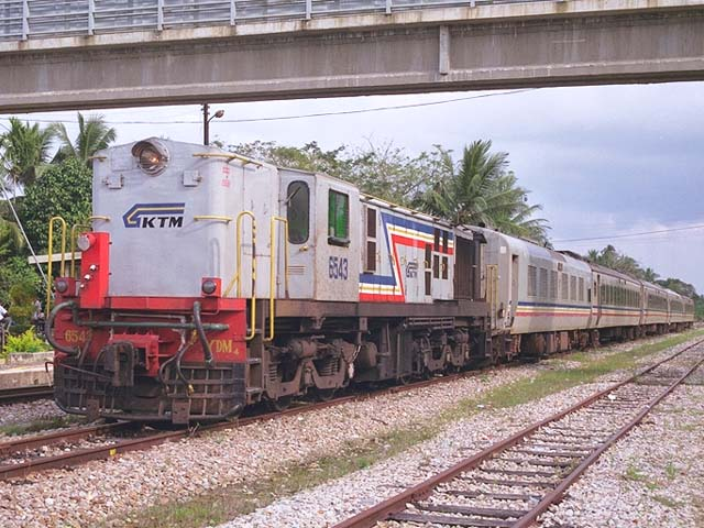ktm malaysian railways Keretapi tanah melayu berhad  or malayan railways limited is the main rail operator in peninsular malaysia  but remains wholly owned by the malaysian government.
